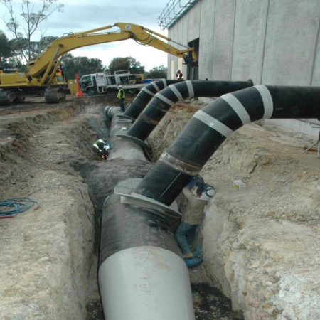 Goulburn Campaspe Link Pipeline Project