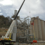Charbon Dust Collector Project