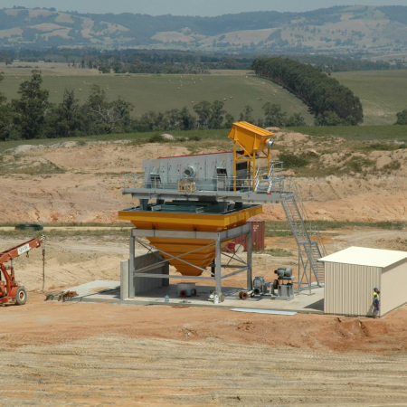 Sand Mining Equipment - GPQ Gippsland Premium Quarries
