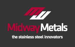 Midway Metals - The Stainless Steel Innovators
